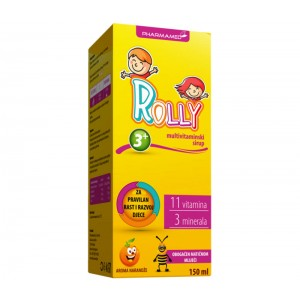 Rolly Multivitaminski Sirup