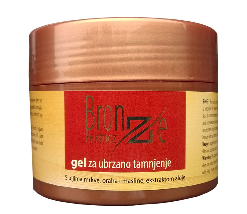 Bronze-pekmez-gel